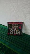 CD Box Greatest Ever Decade 80s Neu ohne Folie