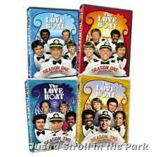 The Love Boat: Classic TV Series Complete Seasons 1 & 2 Box / DVD Set(s) NEW!