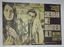58628 C.Rossi - Sheridan nei quartieri alti - I gialli di amica 1965