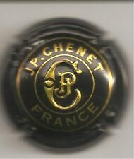 capsule MIGNON Pierre cuvée Jacques Chirac rare contour métal N°16f