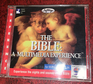 The Learning Company The Multimedia Bible