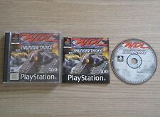 WDL Thunder Tanks - PAL - Sony Playstation 1 / PS1 Game - Complete