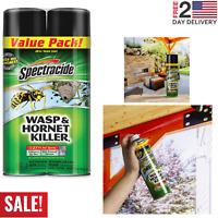 2 Pack Spectracide Pest HG-65865 Wasp Hornet Aerosol 20-oz Insects Nest Killer