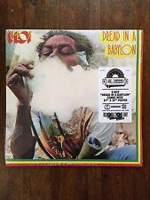 U-Roy Dread In A Babylon Vinyl Record Store Day RSD Limited Edition LP Reggae LP