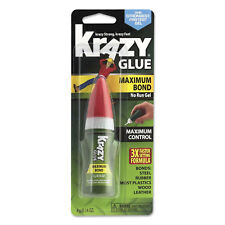 Maximum Bond Krazy Glue Clear Gel 4 g Tube KG49048MR