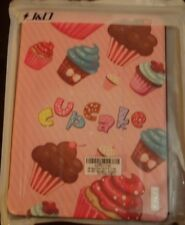 J&D Tech iPad 2017 9.7 Cupcake Case New
