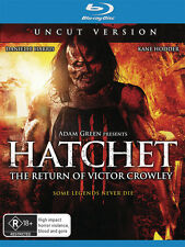 Hatchet 3 (Blu-ray) - ACC0334