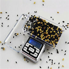 Auto  500g x 0.1g Digital Scale Jewelry Gold Herb Balance Weight Gram LCD  T