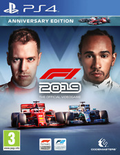 F1 2019 Anniversary Edition PS4 (Digital - Read Description)