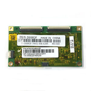 Dell 0W6R3F AIO Inspiron 23 5348 Touch Screen Digitizer Board MT9C23148AU00
