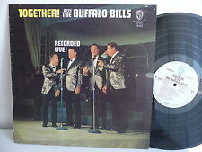 Together !with the BUFFALO BILLS Recorded live ! W1520 PROMO