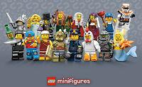 LEGO 71000 - LEGO MINIFIGURES SERIE 9 - scegli il personaggio