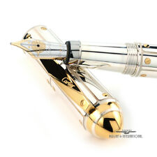 CARTIER EXCEPTIONAL SANTOS DE CARTIER LIMITED EDITION FOUNTAIN PEN (M)