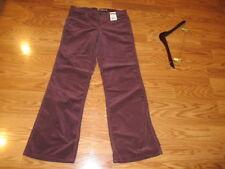 2bad42291c Womens Carhartt Corduroy Pants New With Tags 6 x 36 Plum NWT