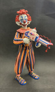 Rare 2005 Rudy KILLER KLOWNS FROM OUTER SPACE FIGURE Series 2 KLOWN SOTA Toys