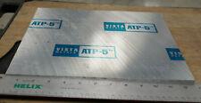 12 Thick 11 58 X 12 58 Vista Metals Atp 5 Machined Aluminum Tooling Plate