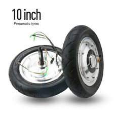 2 Pieces of 350w 10 Inch Control Board Electric Scooter Balance Motor/Wheels AU