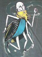 FIFTY24SF INSECT T-SHIRT HUF UPPER PLAYGROUND UNDFTD MACHUS SUPERFISHAL - BNWOTS