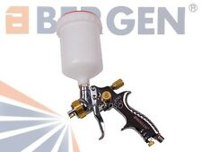 BERGEN GOLDEN LVLP GRAVITY SPRAY GUN 600ML CUP 1.4MM Low Pressure Painting A8743