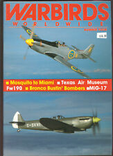WARBIRDS WORLDWIDE magazine # 4
