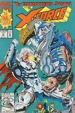 X-FORCE 18 1991 X-MEN DEADPOOL X-CUTIONERS SONG NM MINT