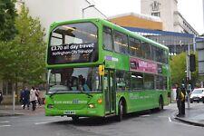 Nottingham City Transport Bus No.677 23rd OCTOBER 2017 6x4 Quality Bus Photo