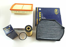 Set Filtri olio, Aria CARBONI ATTIVI SLK R170 200 - 230 + compressore