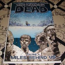 The Walking Dead Vol. 2 Miles Behind Us (Image Comics) TPB Robert Kirkman FN/VF