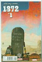 1872 1 2 3 4 Complete Marvel Comics 2015 Set Series Run Lot 1-4 VF/NM