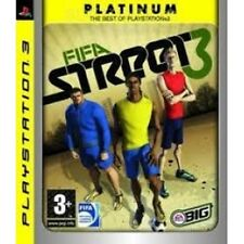 FIFA Street 3 Game PS3 Sony PlayStation 3 PS3 Brand New
