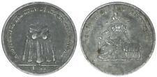 Niederlande / Amsterdam, Herv. Diakonie 1 Broodpennig 1861 / Brotmarke ss- 57841