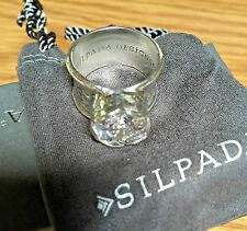 Silpada Ring Queen for a Day NEW Size 8 R2208 New