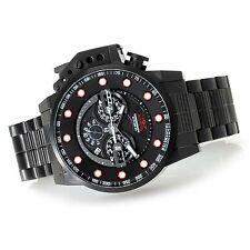 New Invicta 50mm I Force Bomber Quartz Chronograph Bracelet Watch 18697