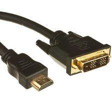 1m HDMI auf DVI Kabel 1080p TV Video Monitor PC Beamer  FULL HDAdapter Kabel
