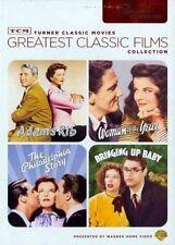 TCM Greatest Classic Films Romantic C 0883929048724 DVD Region 1