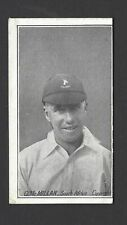 BARRATT - SOUTH AFRICAN CRICKETERS - Q McMILLAN, SOUTH AFRICA