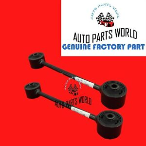 GENUINE OEM TOYOTA 4RUNNER FJ CRUISER REAR UPPER CONTROL ARM SET 48710-35050