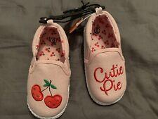 Wonder Nation Toddler Girls Shoes Size 6