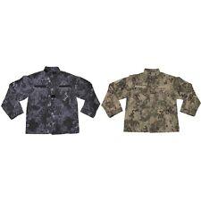 MFH Outdoor High Defence Einsatzjacke Mission Parka Outdoorjacke Camouflage
