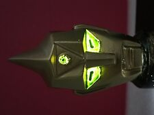 "Rare Custom Spectreman painted resin head 1/6 scale 3.5"" can be lightup Ultraman"