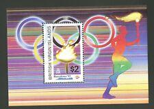 Virgin Islands   1992   Scott #761   Mint Never Hinged Souvenir Sheet