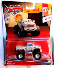 Disney Pixar Cars Deluxe Craig Faster #9/12 Imperfect Package