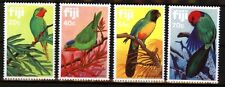 Fidschi 475/78 Vögel  postfrisch