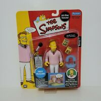 Playmates The Simpsons TROY McCLURE Figure World of Springfield Series 1 2002