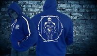 Body building hoody beast mode muscle gym Gasp WOW LOOK HIGH QUALITY UK FAST