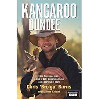 Kangaroo Dundee, Barns, Chris, Very Good condition, Book