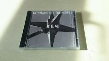 REM - Automatic for the people - music cd