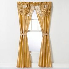 Regal Home Collections Amore Window in a Bag Curtain Set - Assorted Colors