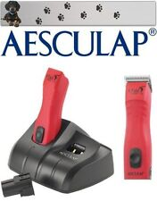 Aesculap Fav 5 CL tondeuse petit animal pour SNAPON têtes de rasage