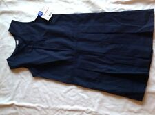 NWT Royal Park School Uniform Style 154 Color 4 Navy Size 12 Girls Dress/jumper